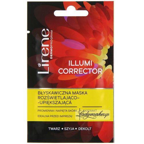 Lirene - Illumi Corrector - BŁYSKAWICZNA MASKA ROZŚWIETLAJĄCO-UPIĘKSZAJĄCA