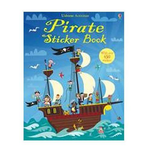 Pirate Sticker Book, Watt, Fiona