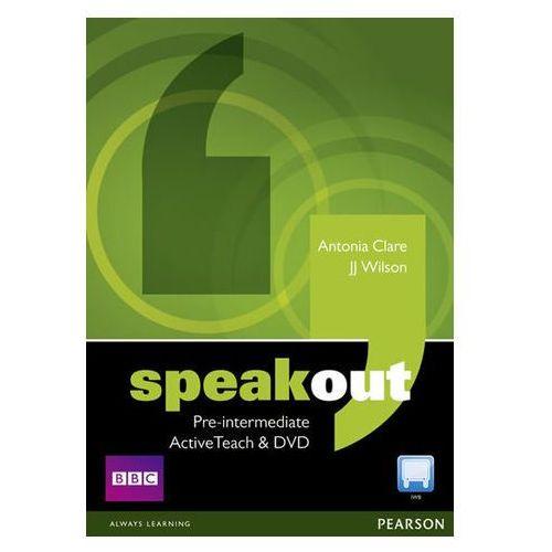 Speakout Pre-Intermediate Active Teach. Oprogramowanie Do Tablicy Interaktywnej