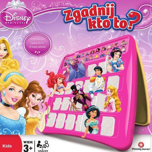 Winning moves Hasbro zgadnij kto to?księżniczki disney