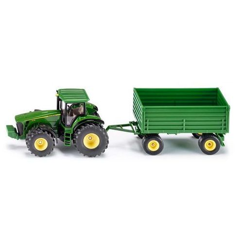 Siku farmer - traktor z przyczepą s1953 marki Siku pudełka 1:50