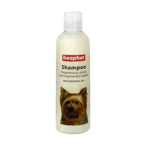 SZAMPON DO REGENERACJI SIERŚCI z olejkiem makadamia 250ml - dla psów