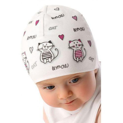 Czapka niemowlęca 5X34AR (5900298451438)