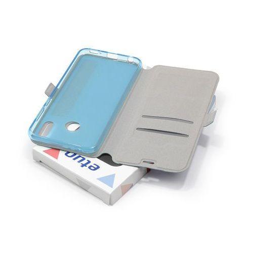 Huawei Honor Play - etui na telefon Wallet Book - niebieski, ETHW777WLBKBLU000