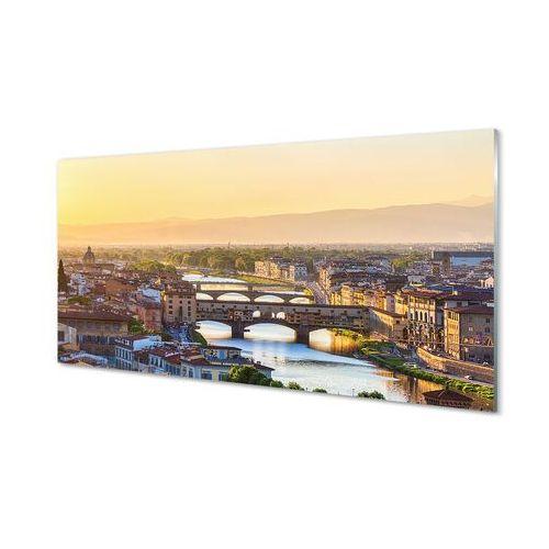 Obrazy akrylowe włochy wschód słońca panorama marki Tulup.pl