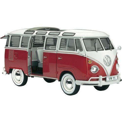 REVELL 1:24 VW T1 Samba Bus (67399) - SZYBKA WYSYŁKA (od 49 zł gratis!) / ODBIÓR: ŁOMIANKI k. Warszawy (4009803073996)