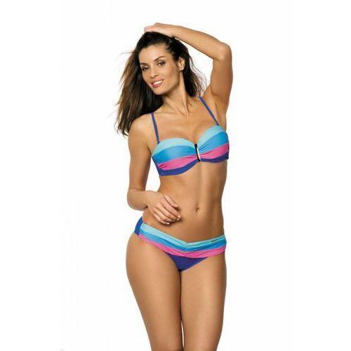 Kostium Kąpielowy Model Taylor Oltremare-Fata Zaffiro-Petunia M-350 Szafir/Sky Blue
