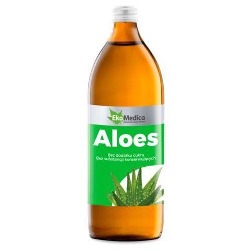 Ekamedica Aloes sok 99,8% (1 l) (5902596671020)