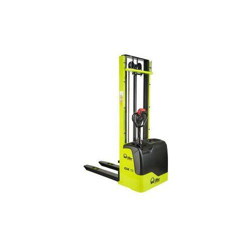 Elektryczna układarka gx 12/29 basic 1150x560 marki Lifter by pramac