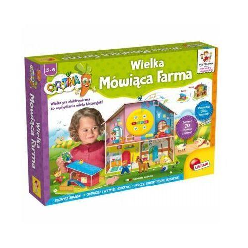 Zestaw edukacyjny Carotina Wielka mówiąca farma (8008324075331)