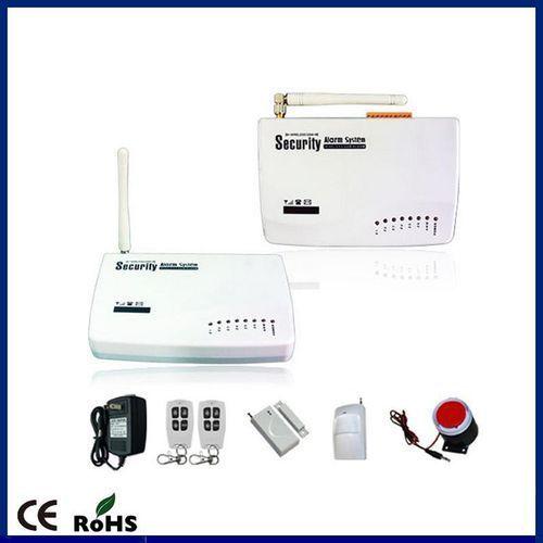 Alarm bezprzewodowy satlink sl-gsm10a marki Linbox