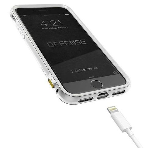 Aluminiowe etui iphone 7 plus white  marki X-doria