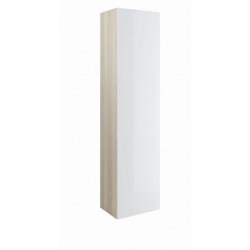 CERSANIT słupek Smart jasny jesion/biała S568-006, kolor biały