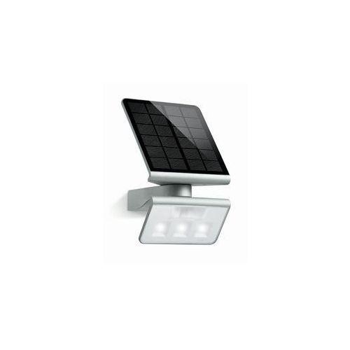 671013 - solarny led-reflektor z czujnikiem ruchu xsolar l-s 0,5w/led srebrny marki Steinel
