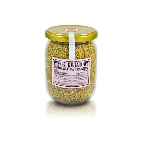 Pyłek wielokwiatowy słoiczek 330 g marki Pasieka z pasją hawran paweł