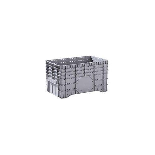 Capp-plast Duży pojemnik z polietylenu, poj. 300 l, płyta podstawy, od 1 szt. oszczędność p