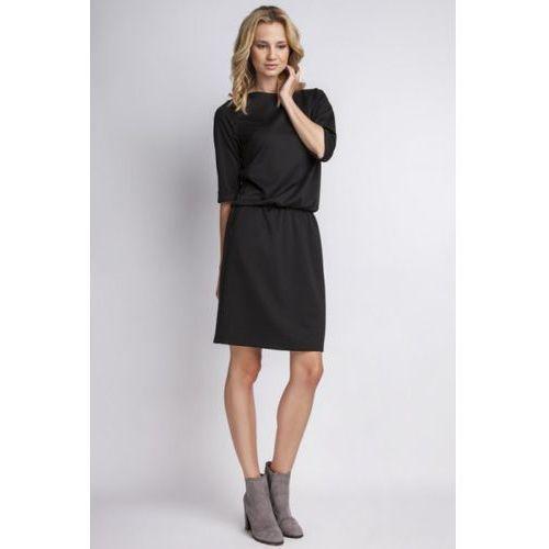 Sukienka model suk 129 black marki Lanti