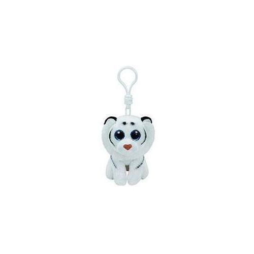 Beanie Babies Tundra - Biały Tygrys brelok (0008421366521)