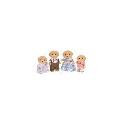 Sylvanian Families Rodzina biszkoptowych labradorów*