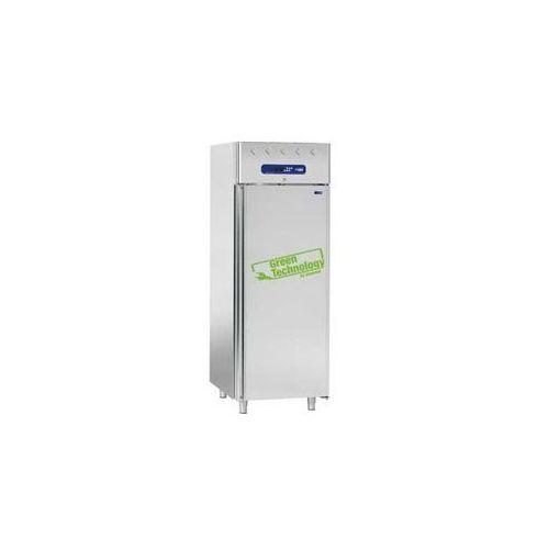 Szafa mroźnicza z wentylacją 1-drzwiowa GN 2/1   -15 do -25°C   750x820x(H)2025 mm