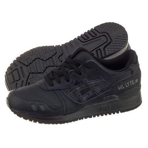 Sneakersy Asics Gel-Lyte III HL6A2 9090 Black (AS56-d), HL6A2 9090