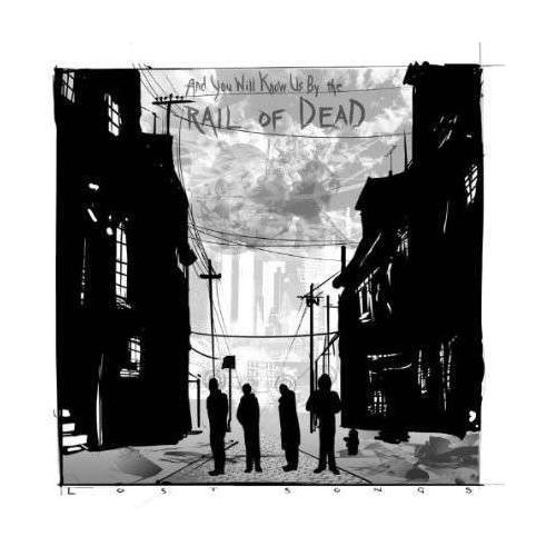 AND YOU WILL KNOW US BY THE TRAIL OF DEAD - LOST SONGS (CD) (5052205060124)