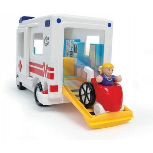Wow - ambulans robin - wow marki Wow toys