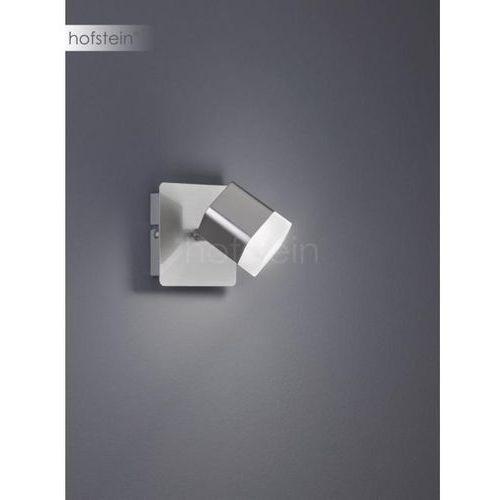 Reality ROUBAIX reflektor LED Nikiel matowy, 1-punktowy - Nowoczesny - Obszar wewnętrzny - ROUBAIX - Czas dostawy: od 3-6 dni roboczych (4017807391404)