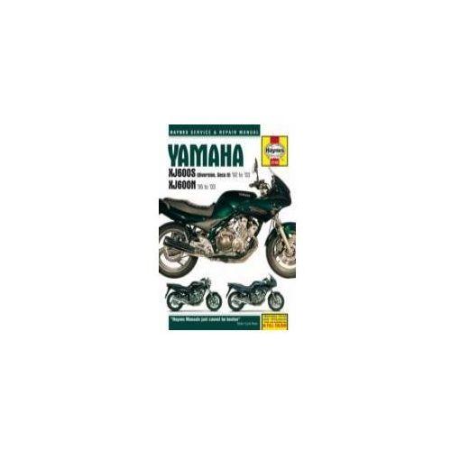 Yamaha XJ600s (Diversion, Seca II) & XJ600n Fours Motorcycle Repair Manual (9781785210488)