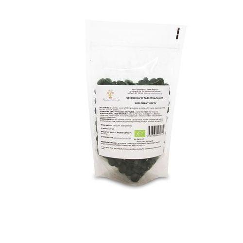 Bogutyn młyn (spirulina i chlorella bio) Spirulina bio 250g(500szt.) tabletki - bogutyn mły (5060238480550)