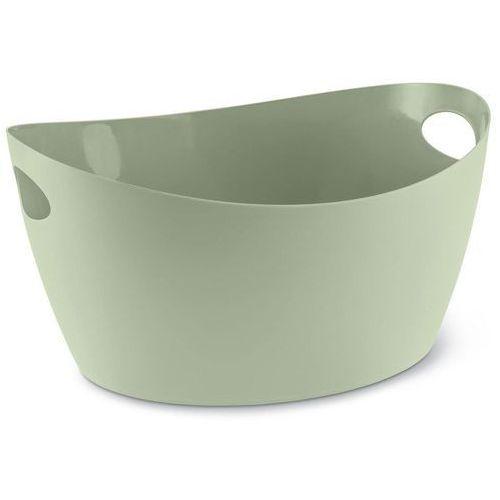 Miska łazienkowa BOTTICHELLI, rozmiar L - kolor eucalyptus green, KOZIOL (4002942441114)