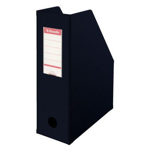 Pojemnik na dokumenty vivida 10cm czarny składany marki Esselte