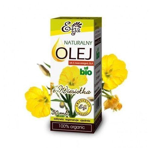 Etja - organiczny olej z wiesiołka bio