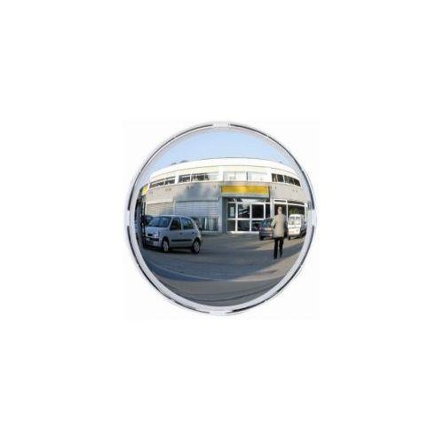 Lustro parkingowe wielofunkcyjne - odległość obserwacyjna 8 m
