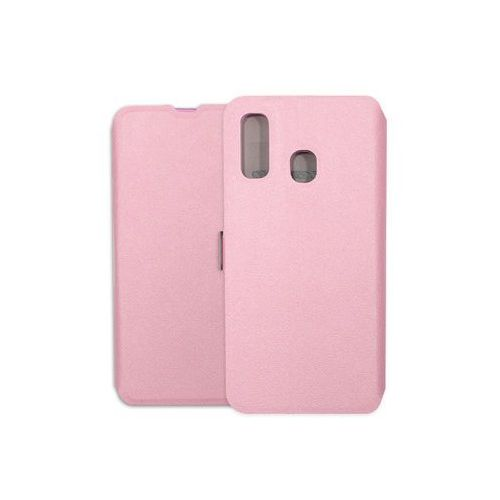 Samsung Galaxy A40 - etui na telefon Wallet Book - różowy