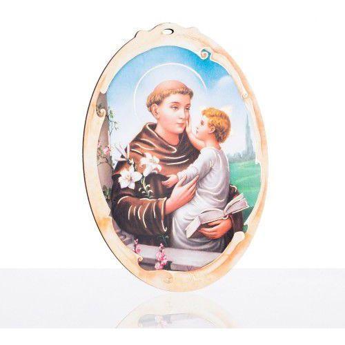 Obrazek religijny ze Świętym Antonim, URODO008