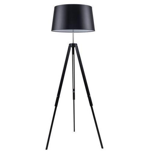 Lampa stojąca SPOT Light TRIPOD czarna na trójnogu