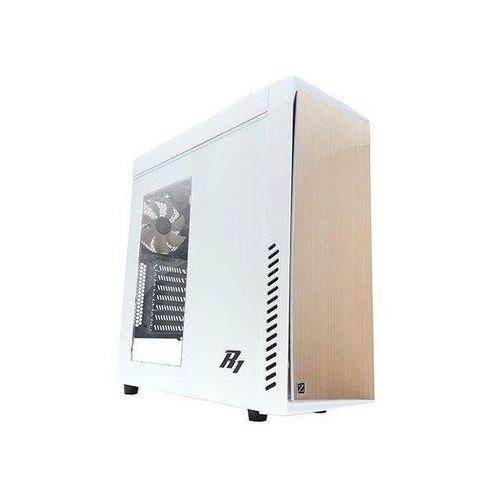 Zalman  obudowa r1 midi tower matx/atx usb3.0 white (z oknem) (8809213767821)