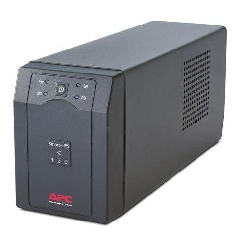 smart-ups sc 420va 230v (sc420i) marki Apc