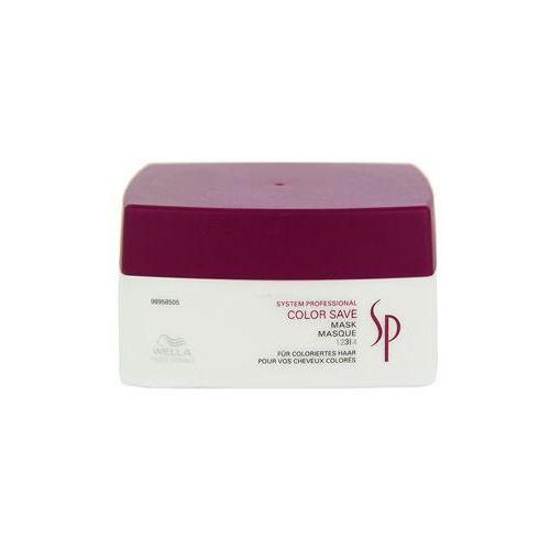 Wella Professionals SP Color Save maseczka do włosów farbowanych (Mask) 200 ml