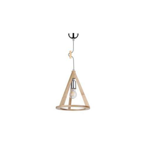 Spot light Konan 1071460 wood lampa wisząca brzoza rabaty w sklepie (5901602349885)