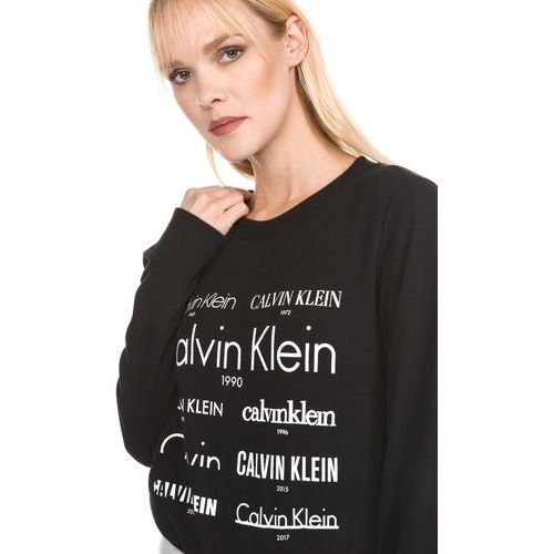 bluza czarny m marki Calvin klein
