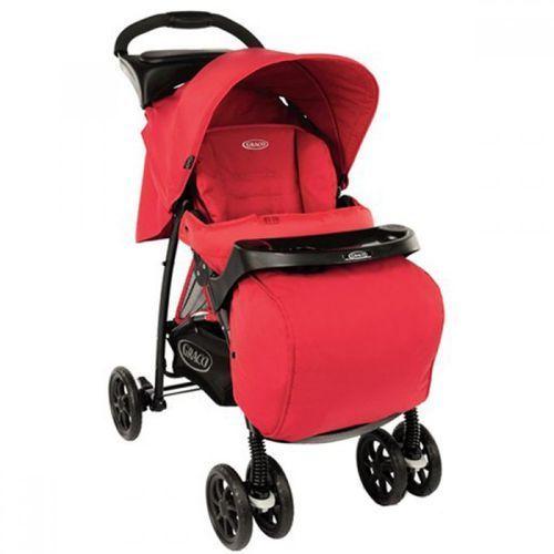 Wózek GRACO Mirage Plus Tomato + DARMOWY TRANSPORT!, kup u jednego z partnerów