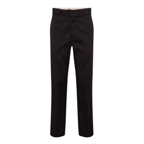 DICKIES Spodnie w kant 'Orgnl 874Work Pnt' czarny, kolor czarny