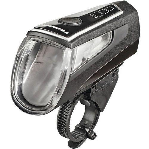 Trelock ls 560 i-go control oświetlenie czarny 2018 oświetlenie rowerowe - zestawy (4016167066304)