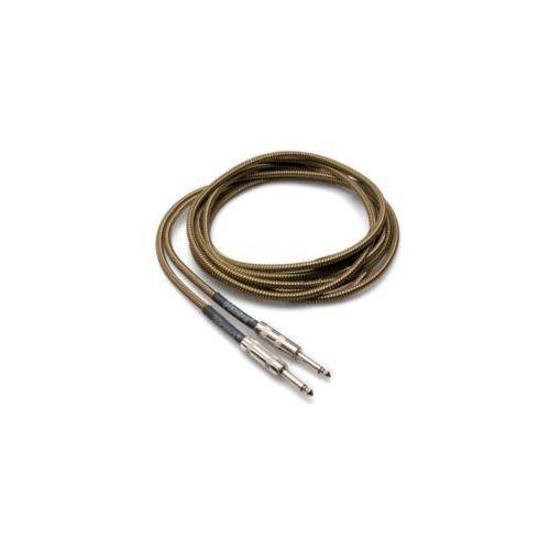 Hosa gtr-518 kabel gitarowy tweed 5.5m