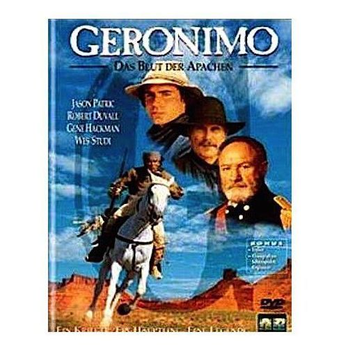 Geronimo Amerykańska Legenda [DVD] (4030521198739)