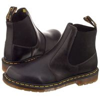 Dr. martens Sztyblety hardy gunmetal orleans wp 22827029 (dr16-a)