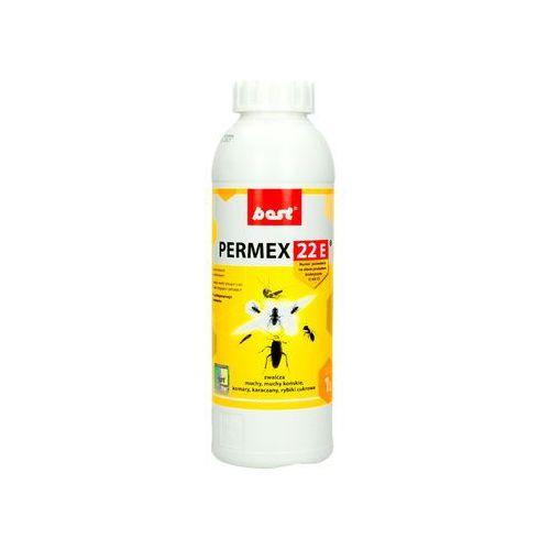 Permex 22E. Oprysk na muchy, komary, rybiki. Środek owadobójczy 1l. (5907486602795)