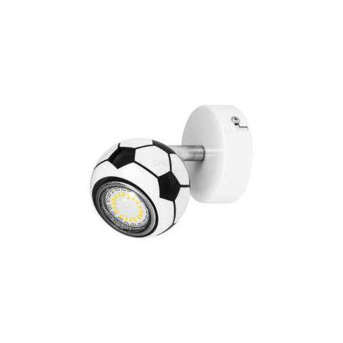 Spot light Kinkiet lampa ścienna play 1x4,5w gu10 led biało/czarny 2500104
